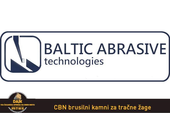 DAJK CBN Brusilni Kamni Za Tracne zage Baltic Abresive P