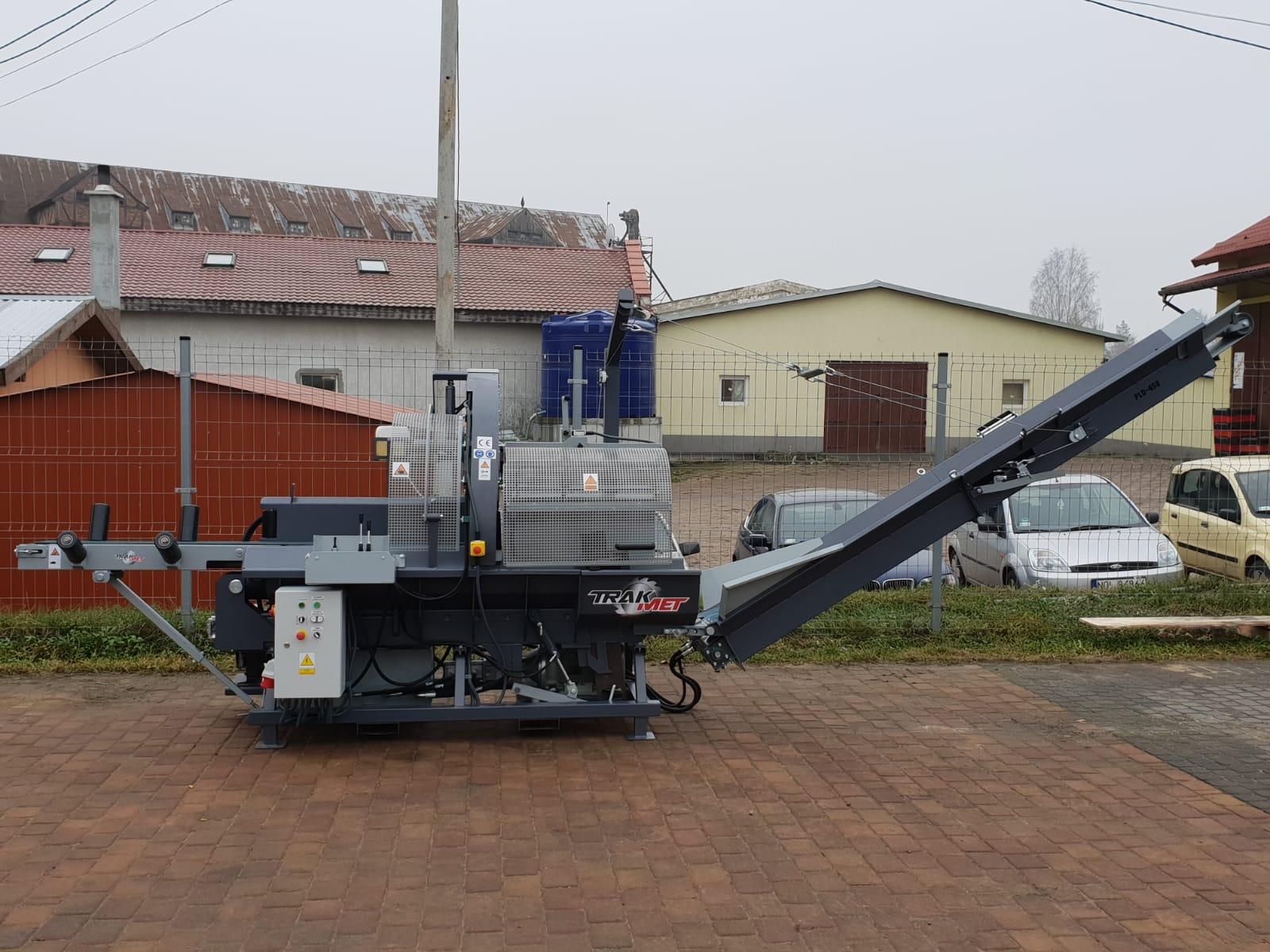 DAJK Trak Met Rezalno Cepilni Stroj Trak Met PLD 450 1