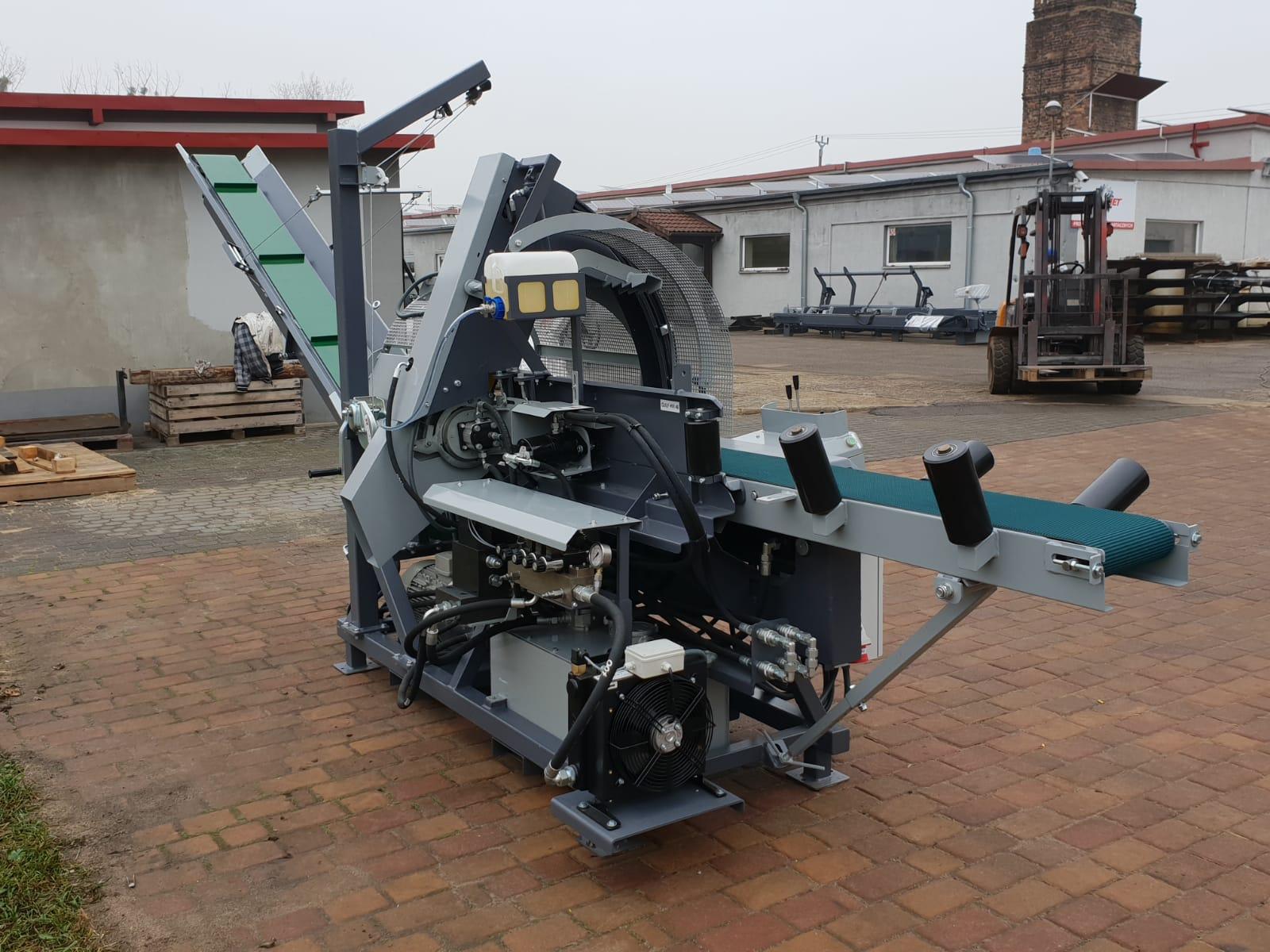 DAJK Trak Met Rezalno Cepilni Stroj Trak Met PLD 450 2