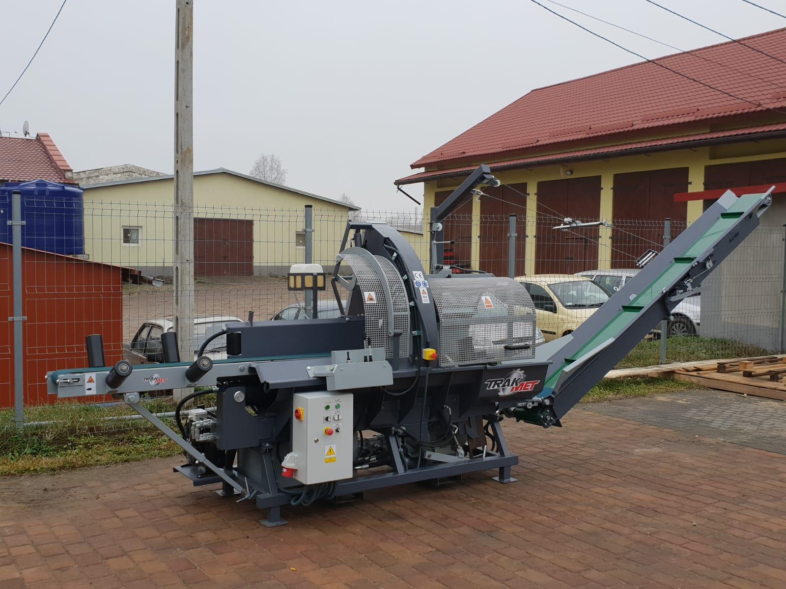 DAJK Trak Met Rezalno Cepilni Stroj Trak Met PLD 450 5