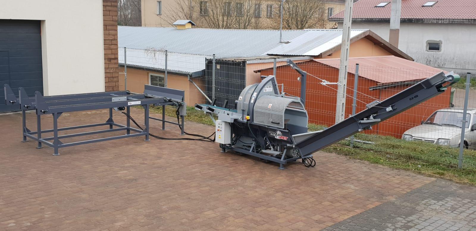 DAJK Trak Met Rezalno Cepilni Stroj Trak Met PLD 450 8