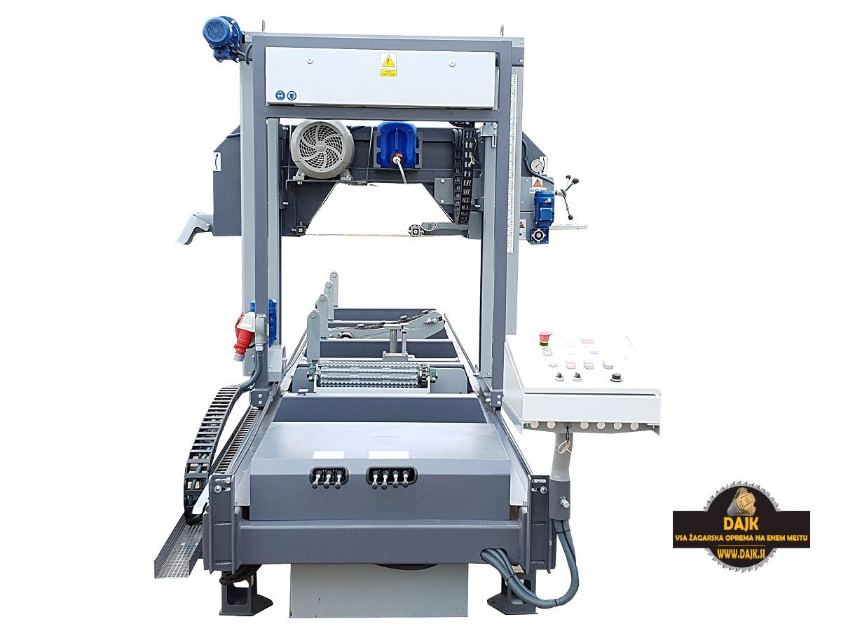 DAJK Tracna Zaga Za Hlodovino Trak Met TTP600 Standard S Hidravliko 2