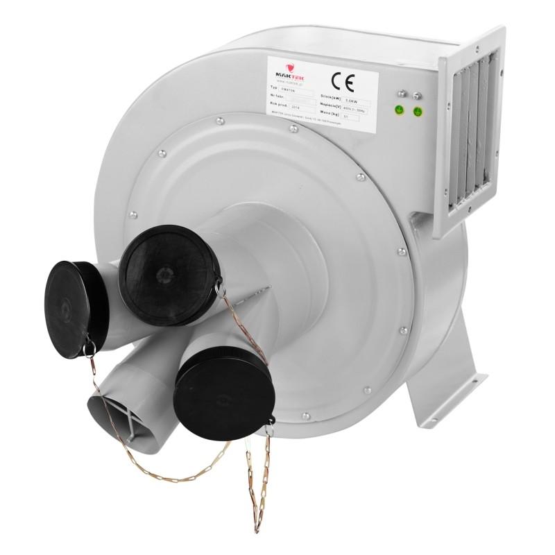 Odsesovalna turbina FM350